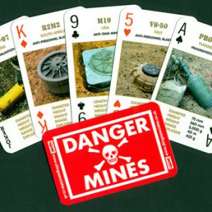 mine recognition playing cards