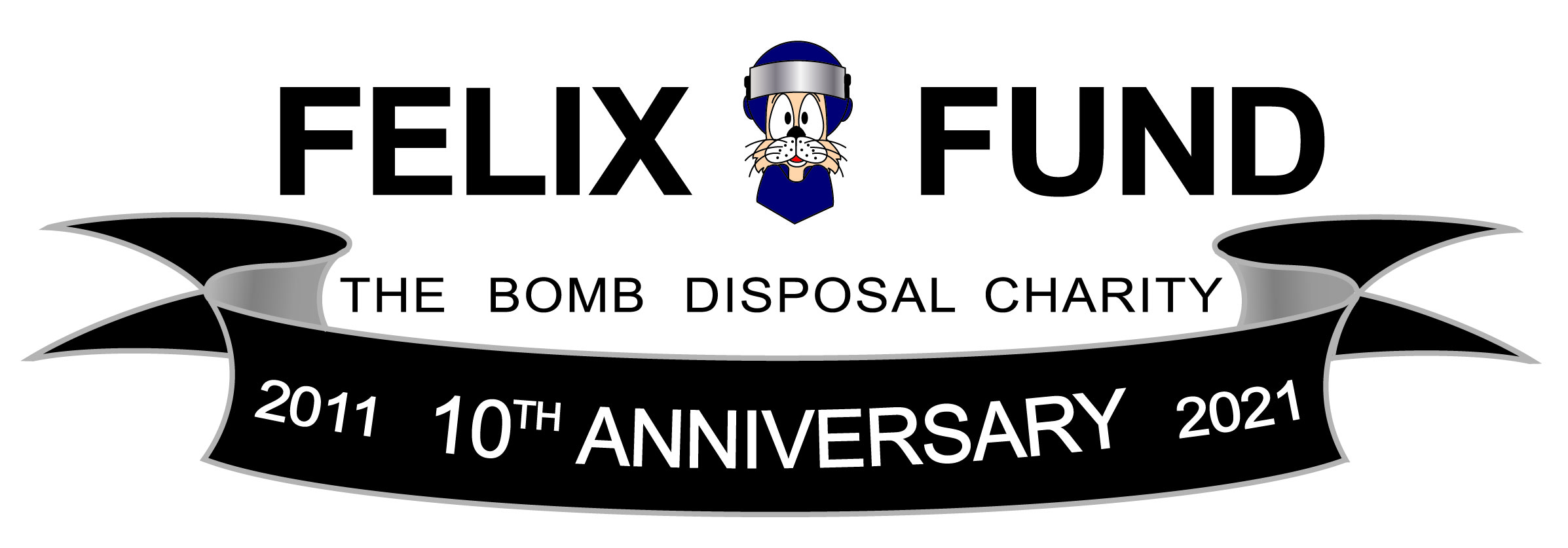 Felix Fund 10th Anniversary logo
